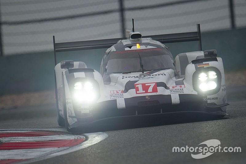 Bahrain WEC: Webber Porsche fastest in first practice