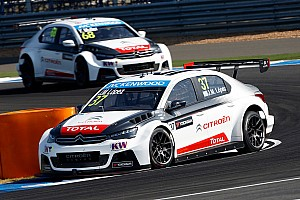 WTCC Breaking news WTCC hopeful of Citroen semi-works effort after 2016