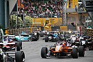 F3 Juncadella just a passenger in dramatic Macau GP clash