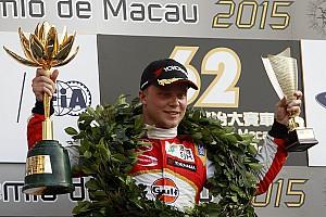 GP2 News Macau-Triumphator Felix Rosenqvist auf Cockpitsuche