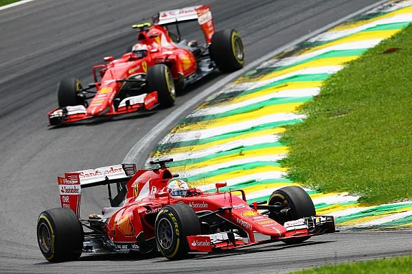 Formula 1 Ecclestone: Ferrari's comeback great for F1