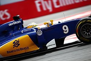 Формула 1 Комментарий Эрикссон: В начале сезона я пытался всем что-то доказать