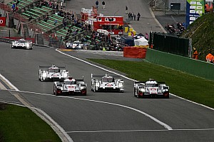 WEC Analysis Top 10 FIA WEC LMP1 drivers of 2015