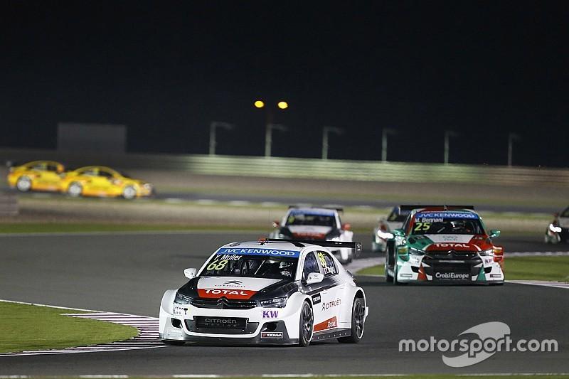 Muller wint finalerace WTCC, nachtmerrie voor Nederlanders