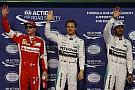 Zes op een rij voor Rosberg, Sainz verslaat Verstappen