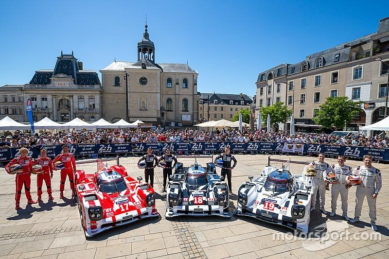 保时捷宣布2016赛季阵容 仅派出两车参加勒芒