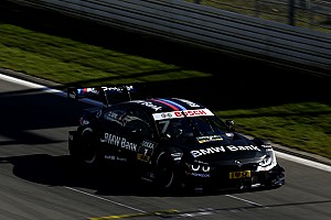 DTM Breaking news Deletraz, Sims, Russell and Krohn get BMW DTM test