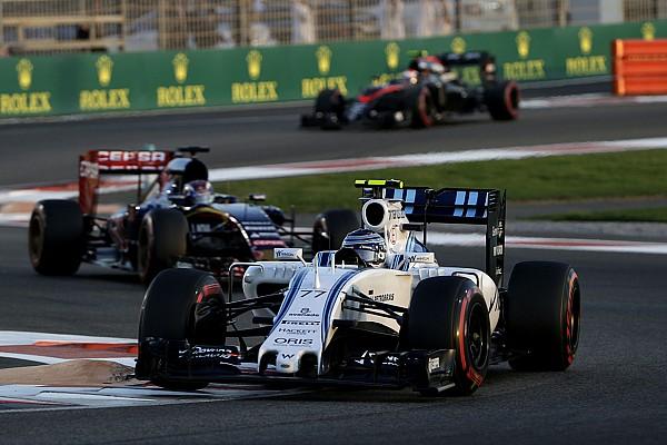 Formula 1 Williams released Bottas