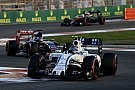 Formula 1 Williams released Bottas