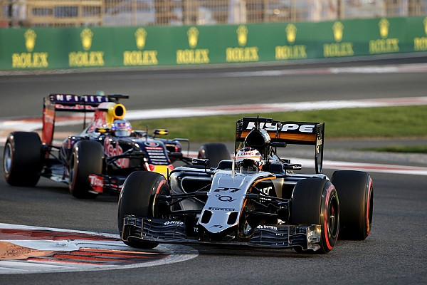 Formula 1 Force India aiming to beat Red Bull, Williams in 2016 - Perez