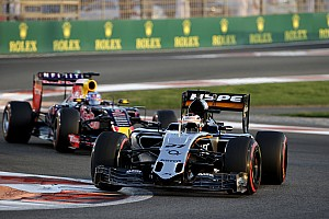 Force India aiming to beat Red Bull, Williams in 2016 - Perez