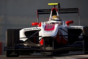 GP3 Testing report Leclerc quickest on Day 1 of Abu Dhabi test