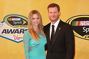NASCAR Sprint Cup Interview Dale Jr.'s wedding plans put on hold until after 2016 season