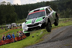 WRC Breaking news Tidemand stays in WRC 2, gets Ostberg's former co-driver
