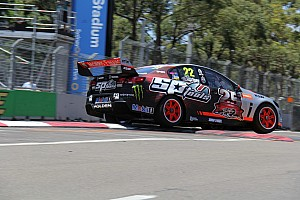V8 Supercars Qualifying report Sydney 500 V8s: Courtney storms to final pole of 2015