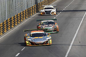 Endurance Practice report Changeable weather conditions foretaste for Sepang 12 Hours