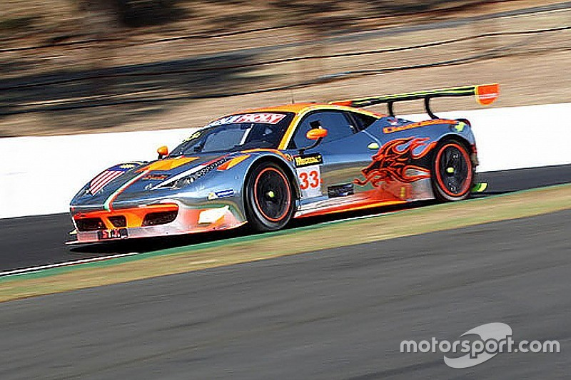 Gianmaria Bruni takes pole position for Sepang 12 Hours