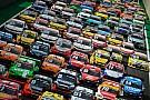 Brasilianische Stock-Cars Interlagos: Fünf Rennserien, sieben Rennen, 130 Autos