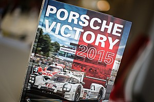 Le Mans Special feature Book review: Porsche Victory 2015 – recalling a milestone win