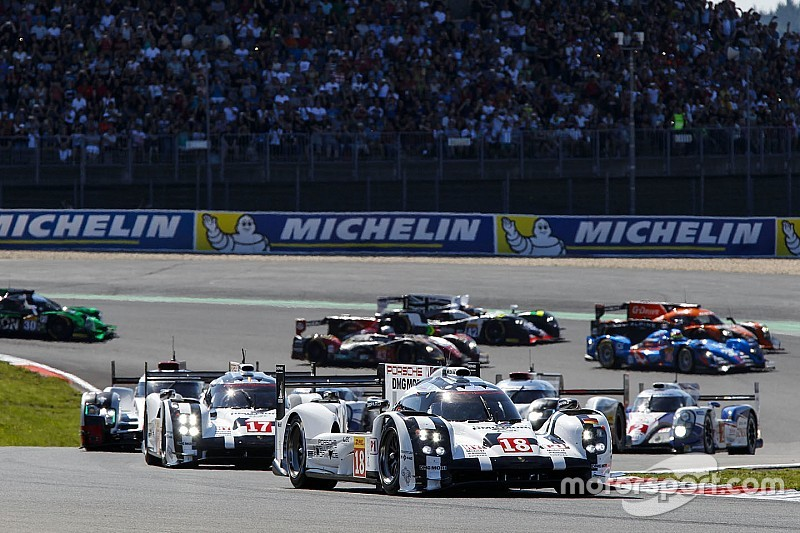 2016赛季LMP1将进行性能削减