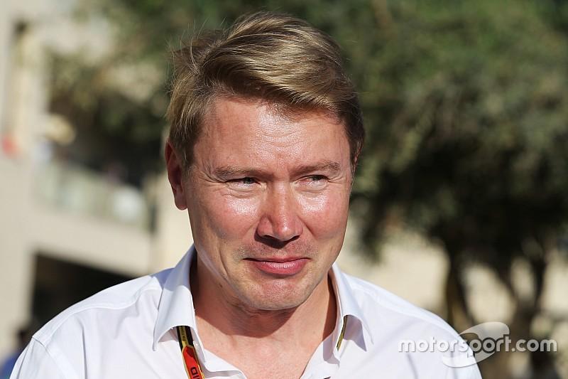 Mika Hakkinen neemt na 25 jaar afscheid van manager