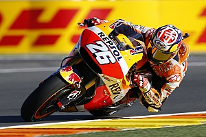 "MotoGP Breaking news Pedrosa ""most talented of us all"", says Marquez"