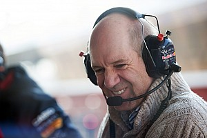 Formula 1 Breaking news Newey admits LMP1 interest, but remains committed to Red Bull