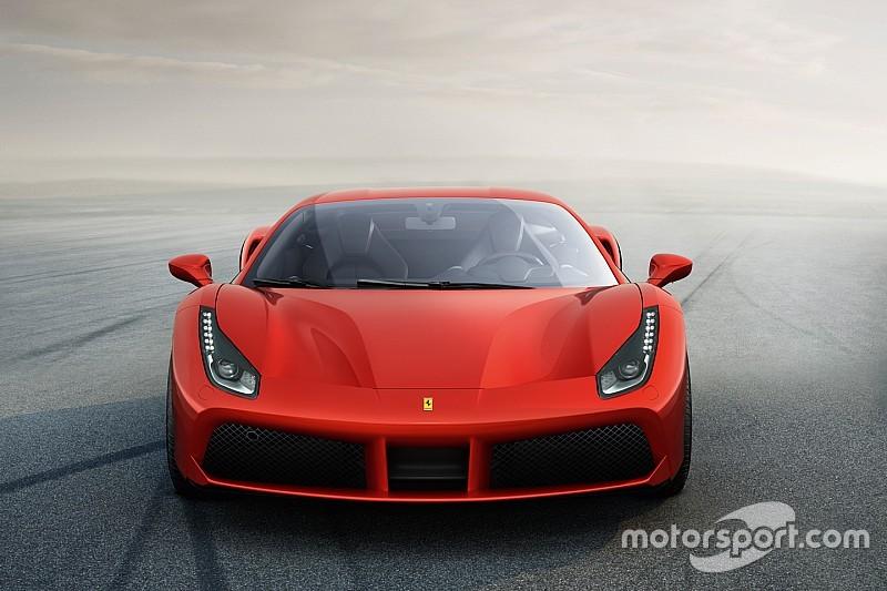 Ferrari staakt ook verkoop 488 GTB om brandgevaar
