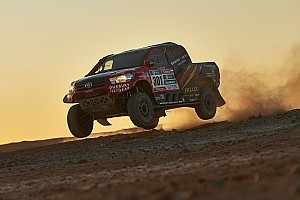 Dakar Preview Overdrive Racing and Toyota Gazoo Racing South Africa make final preparations for Dakar challenge