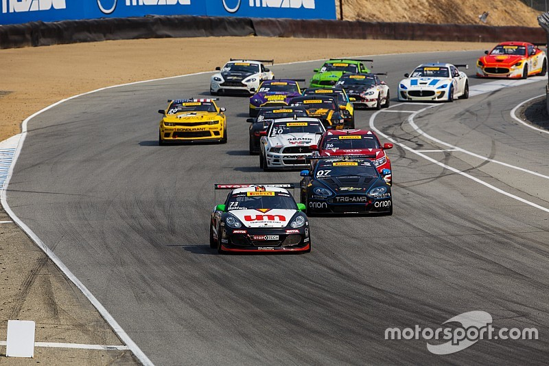 Pirelli World Challenge aiming to reboot in 2016