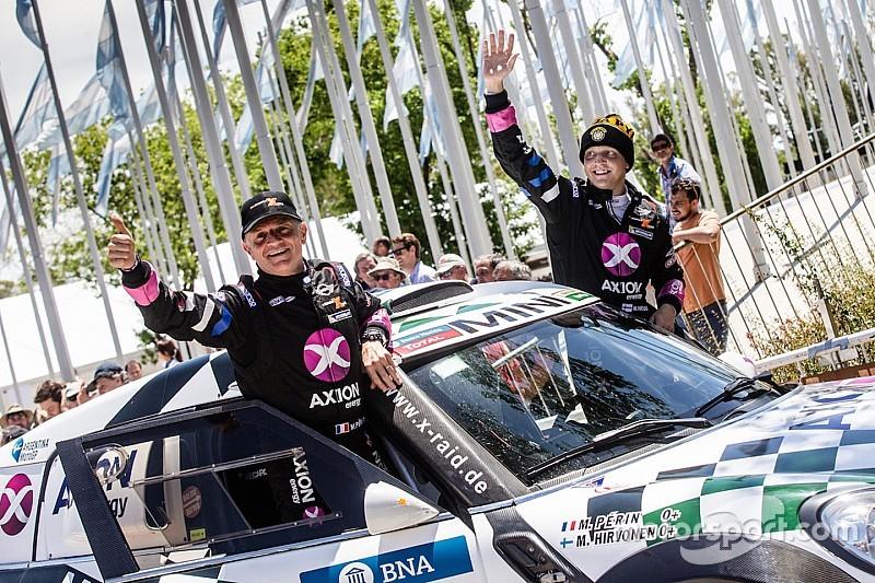 相比WRC式的赛段,希尔沃宁更期待开放的越野赛段