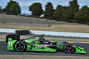 IndyCar Breaking news KVSH Racing plan for just one full-time car in 2016