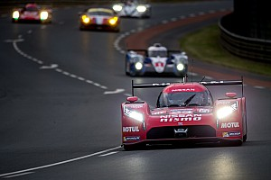 WEC Interview Pla has no regrets over joining Nissan
