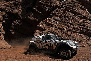Dakar Breaking news Hirvonen doubts he can catch De Villiers for Dakar podium