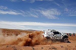 Dakar Prüfungsbericht Rallye Dakar: Mikko Hirvonen holt seinen ersten Tagessieg