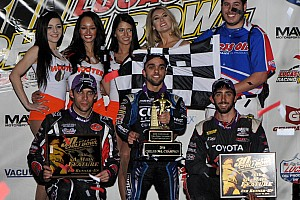 Midget Race report Rico Abreu goes back-to-back in Chili Bowl Nationals