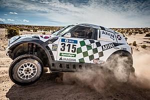 Dakar Breaking news Hirvonen excelled off-piste on Dakar debut, says co-driver