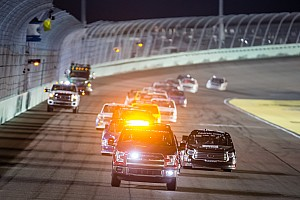 NASCAR Truck Breaking news NASCAR bringing 'Caution Clock' concept to Truck Series