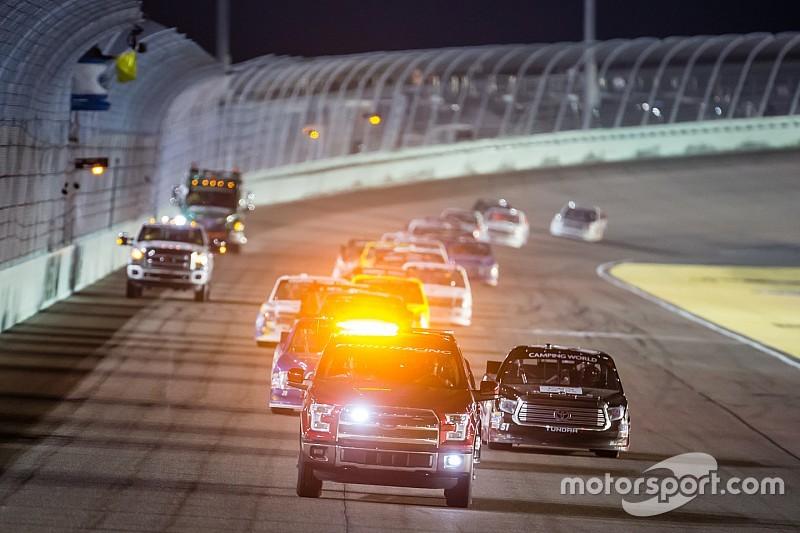 NASCAR bringing 'Caution Clock' concept to Truck Series