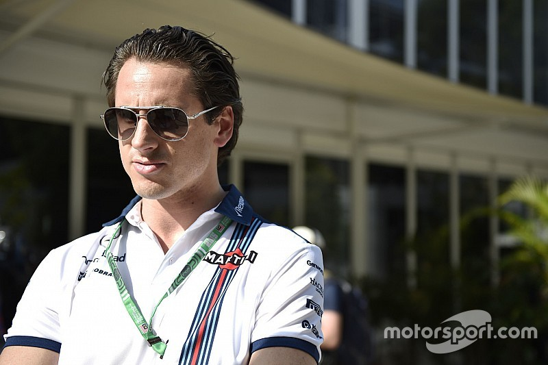 Sutil leaves Williams reserve role for job outside F1