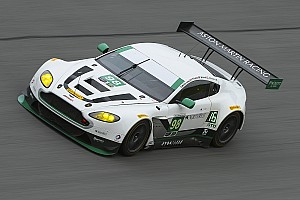 IMSA Preview Aston Martin Racing enters works-supported entry at Daytona 24 Hours