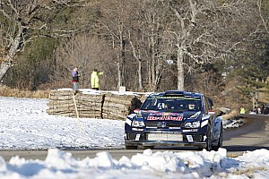 WRC Breaking news Latvala blames low visibility for collision with spectator