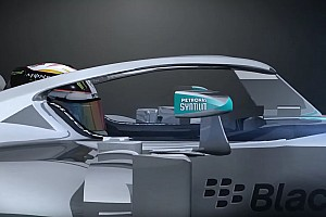 Formula 1 Breaking news F1 drivers call for closed cockpits by 2017