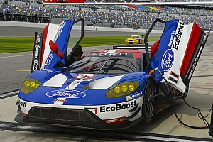 "IMSA Interview Westbrook: Ford ""on the back foot"" going into Rolex 24"