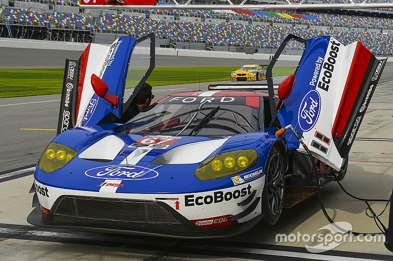 "Westbrook: Ford ""on the back foot"" going into Rolex 24"