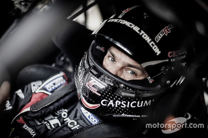 Chilton confirmed at Sebastien Loeb Racing