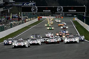 WEC Breaking news WEC unveils 32-car entry list for 2016