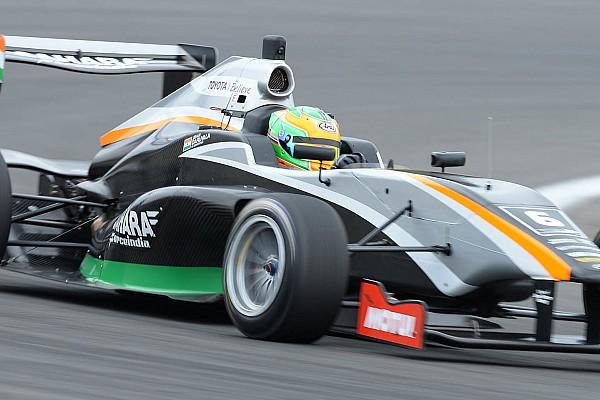 Other open wheel Relato da corrida Daruvala vence corrida 2 em Taupo; Piquet é 5º