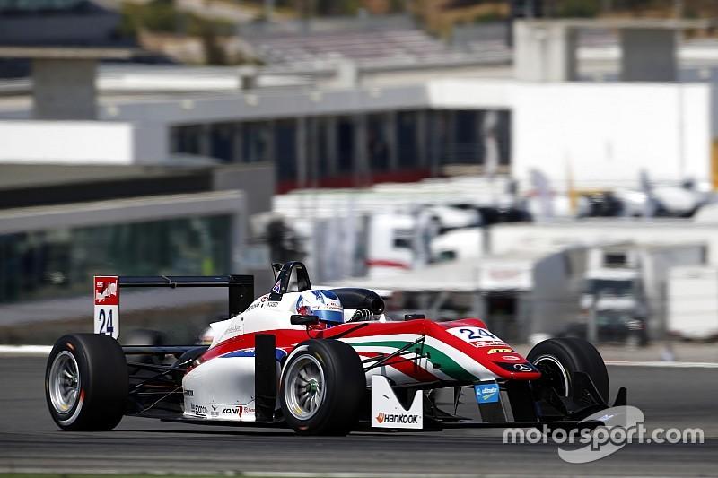 Cassidy completes Prema's European F3 line-up