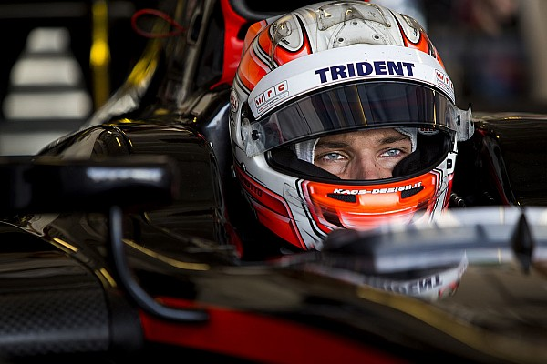 GP2 Ghiotto puzzled by Red Bull Junior Team snub